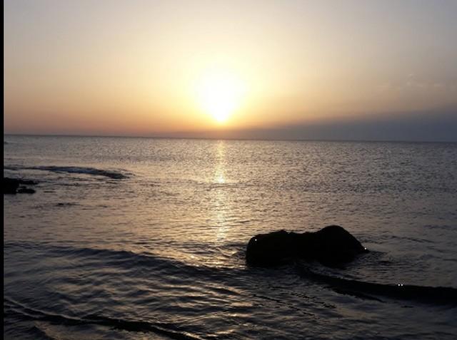 شاطئ سيدي عبد السلام بتطوان