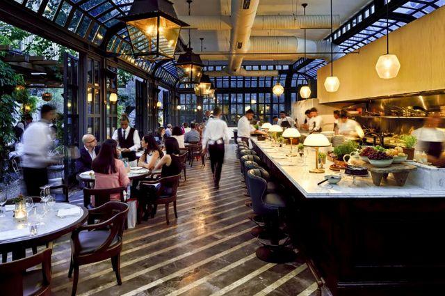 مطاعم فندق سوهو هاوس اسطنبول