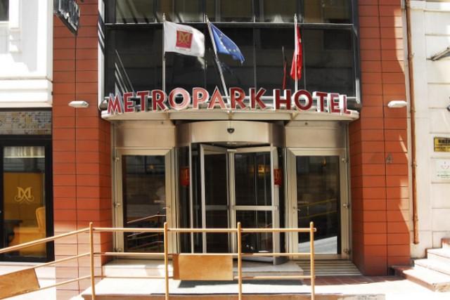فندق مترو بارك تقسيم اسطنبول
