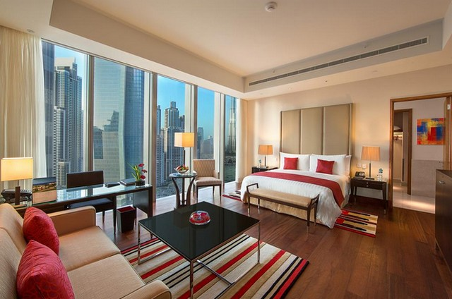 فندق ذا أوبروي في دبي