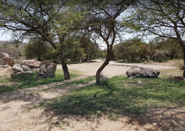منتزه القمع في بلجرشي