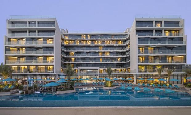 فندق ذا رتريت نخلة دبي الامارات