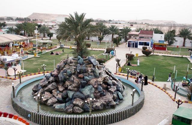 حديقة الحيوان بالخرج في السعودية