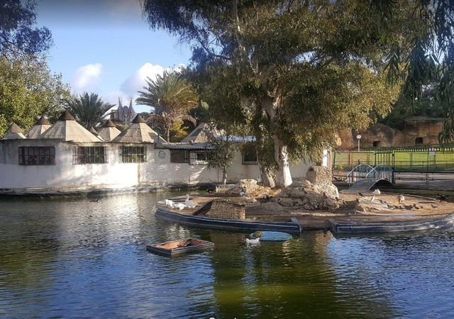 حديقة الحيوانات الجزائر