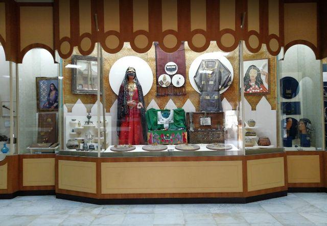 متحف العين الوطني المشهور