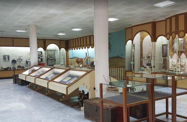 متحف العين الوطني في الإمارات