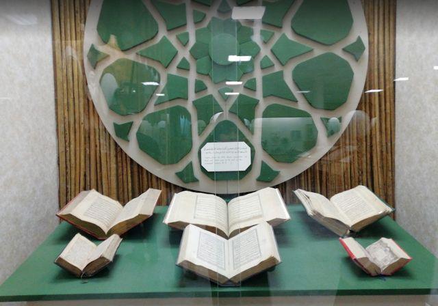متحف العين الوطني الإمارات