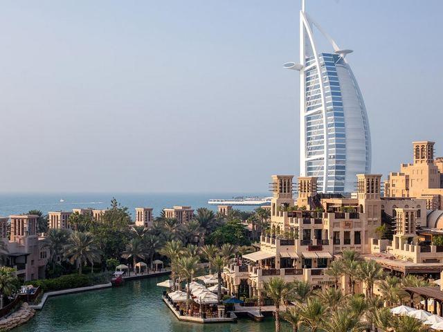 القصر جميرا في دبي