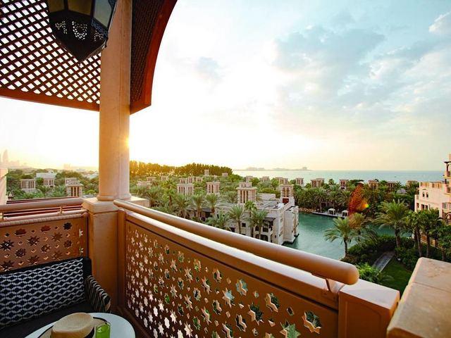 فندق جميرا القصر دبي