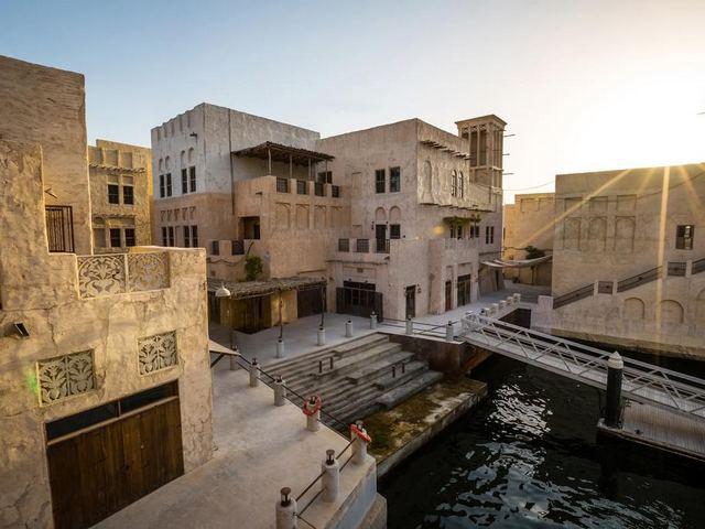 فندق السيف جميرا دبي