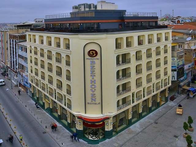 فندق بيتهوفن اسطنبول لالالي