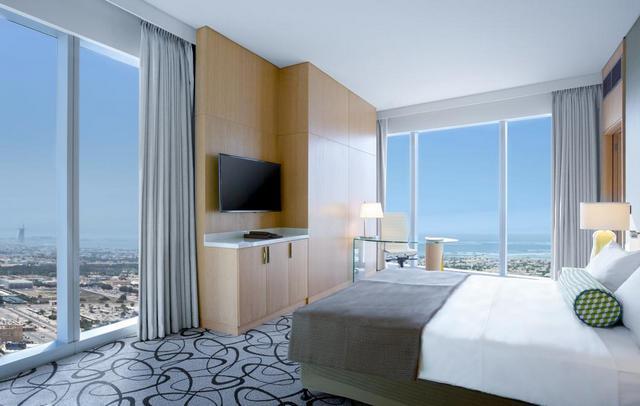 فنادق برج خليفة دبي