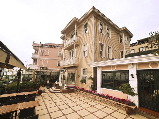 فندق بيست ويسترن سيتاديل باسطنبول