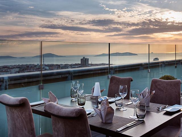 مركز مؤتمرات وفندق ديديمان بوستانجي اسطنبول