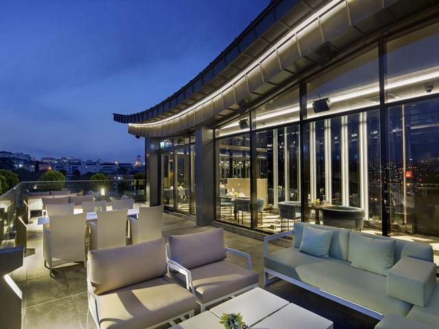 فندق دبل تري باي هيلتون بياليه باشا اسطنبول