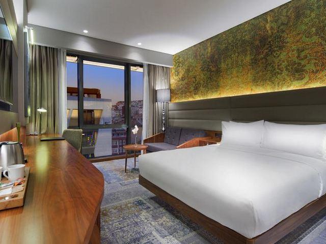 فندق دبل تري باي هيلتون إسطنبول بياليه باشا
