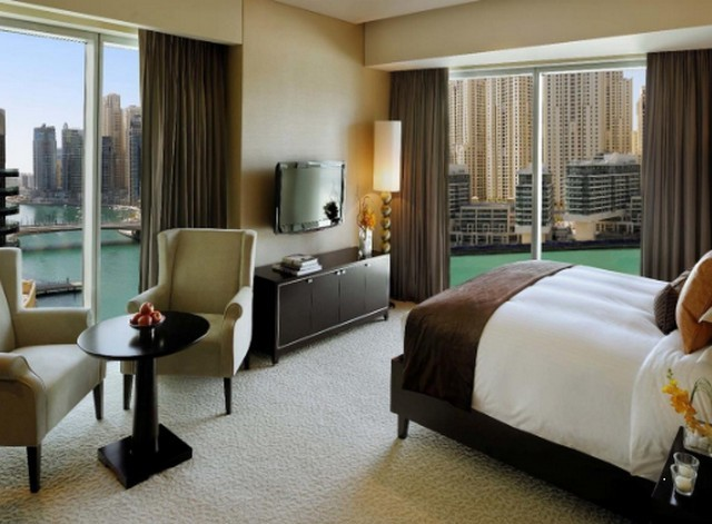 فندق دبي المارين
