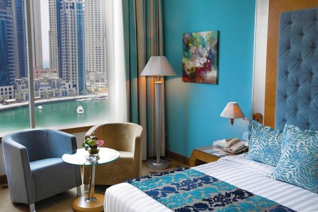 فنادق دبي المارينا