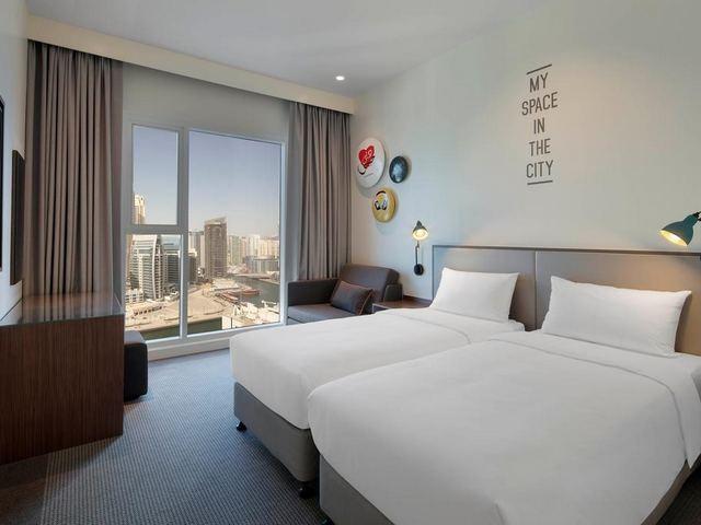 افضل فنادق مارينا دبي