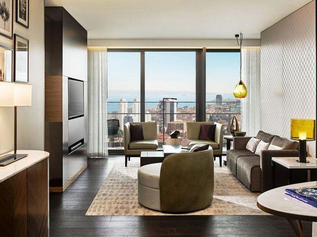 فندق فيرمونت كواسار في اسطنبول