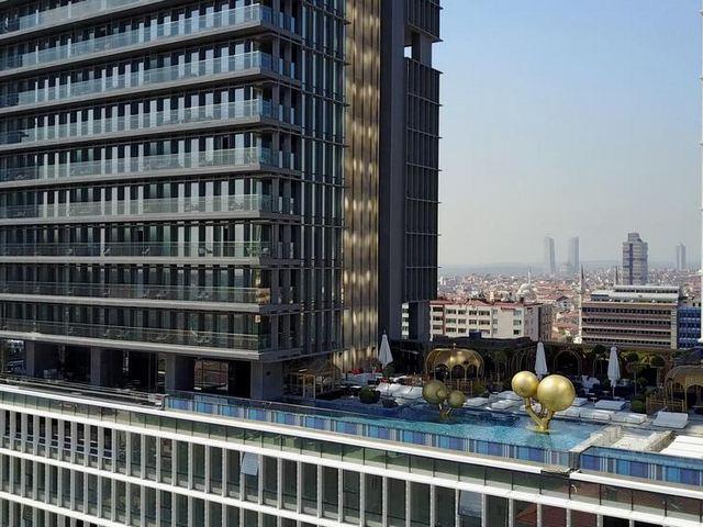 فندق فيرمونت في اسطنبول