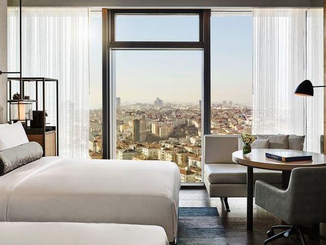 فندق فيرمونت باسطنبول