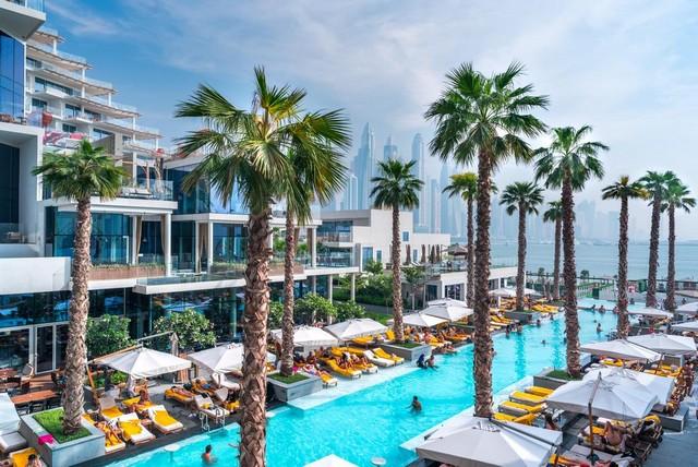 فندق فايف نخلة جميرا دبي الامارات