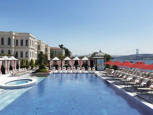 فندق فور سيزون اسطنبول البسفور