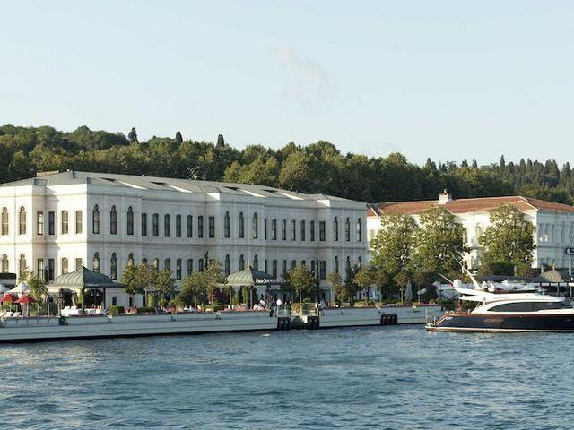 فندق الفور سيزون اسطنبول البسفور