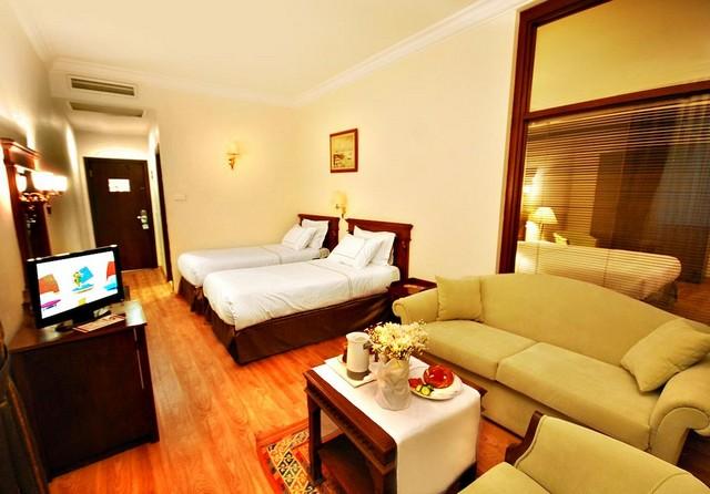 فندق جولدن كراون اسطنبول