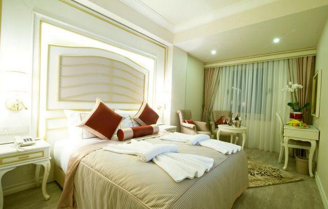 فندق هاليفاكس اسطنبول تركيا