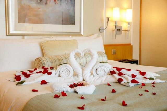 افضل فنادق دبي للعرسان