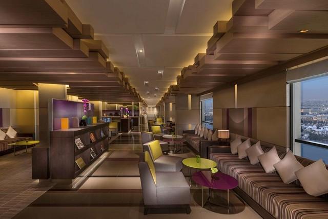 مطعم فندق حياة ريجنسي دبي كريك هايتس