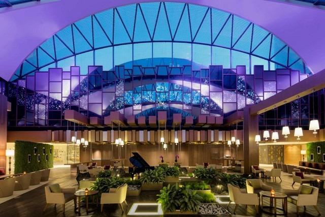 5 Star Hotel In Dubai Healthcare City Hyatt