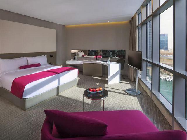 فندق إنتركونتيننتال دبي مارينا