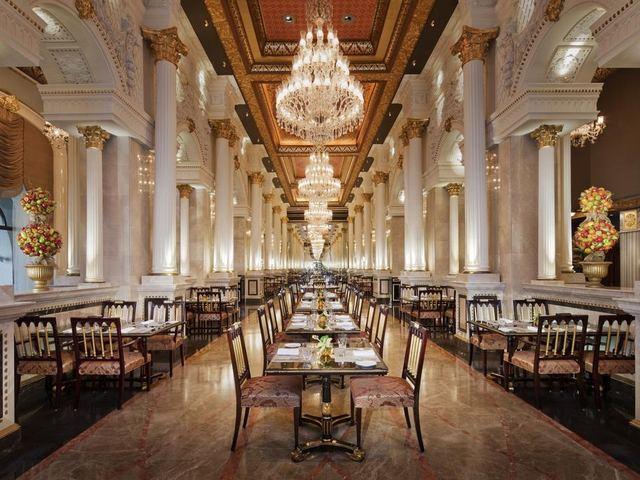 جميرا زعبيل سراي يشتمل على مطاعم تُقدّم مأكولات عالمية شهيرة