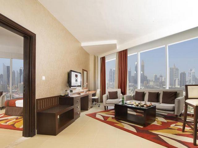 فندق ام داون تاون باي ميلينيوم دبي