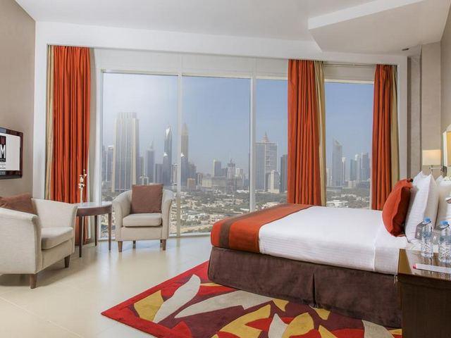 فندق ام داون تاون دبي