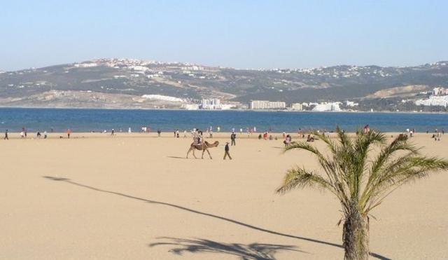 شاطئ مرتيل تطوان