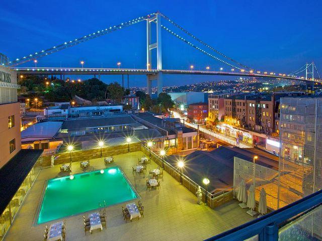 فندق اورتاكوي برنسيس في اسطنبول