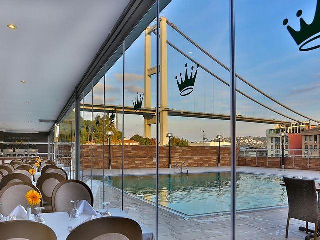 فندق اورتاكوي برنسيس إسطنبول