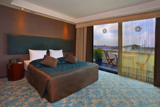 فندق بيرا توليب في اسطنبول