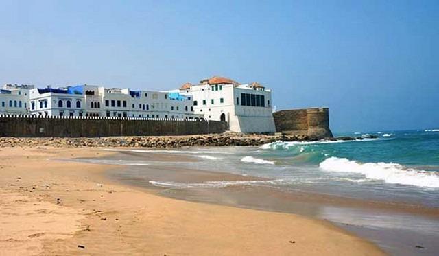 شاطئ سيدي عبد السلام تطوان