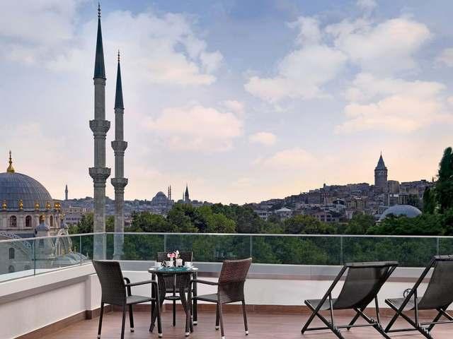 فندق ميناء البوسفور إسطنبول