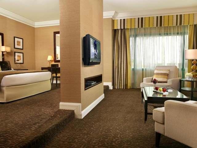 فندق روضة البستان روتانا دبي