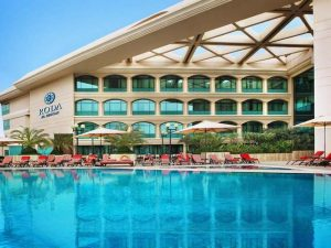 فندق روضة البستان دبي