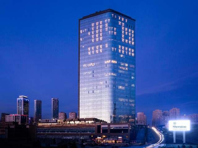 فندق شيراتون اسطنبول