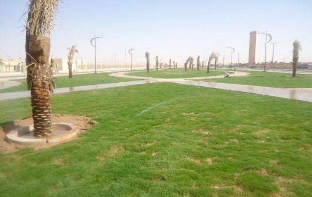 مدينة حفر الباطن السعودية