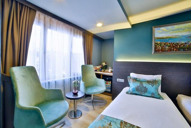 فندق ذا تانغو في اسطنبول
