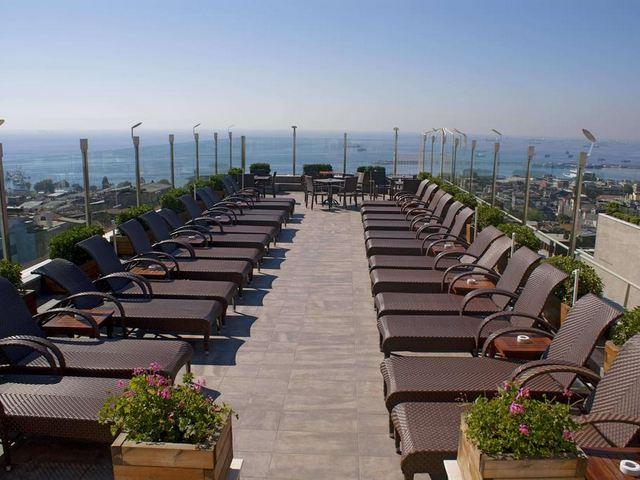 فندق بيست ويسترن بلاس في اسطنبول